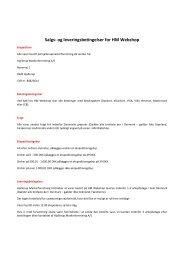 Salgs - Hjallerup Maskinforretning A/S