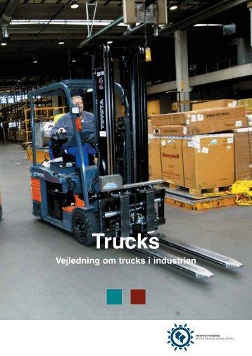 Hent Trucks - Industriens Branchearbejdsmiljøråd