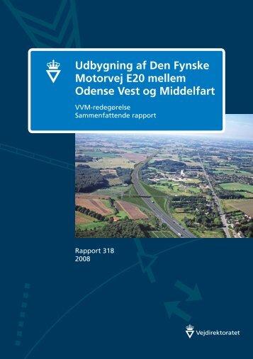 Rapport 318 Bog.indb - Vejdirektoratet