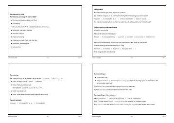 Struktureret tekstbehandling med Word - SCIENCE