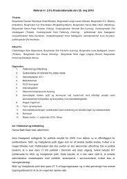 Referat nr. 2 fra Kredsrådsmøde den 25. maj 2010 - Holstebro ...