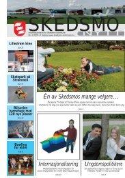 Èn av Skedsmos mange velgere... - Skedsmo kommunes forside