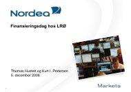 Finansiel Risikostyring - LRØ