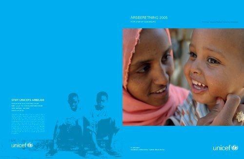 ÅRSBERETNING 2005 - Unicef