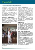Montebellos Vennekreds - Montebello er et genoptræningshospital ... - Page 3