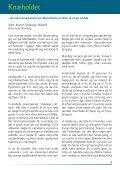 Montebellos Vennekreds - Montebello er et genoptræningshospital ... - Page 7