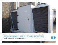 Læs mere om Cronborg varmepumper