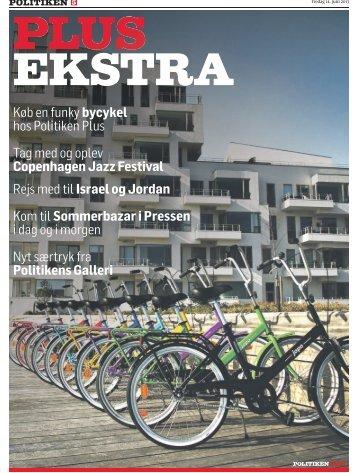 Køb en funky bycykel hos Politiken Plus Tag med og oplev ...