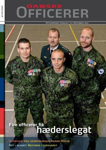 Officerernes Fagblad | 10 | December 2010 - Hovedorganisationen ...