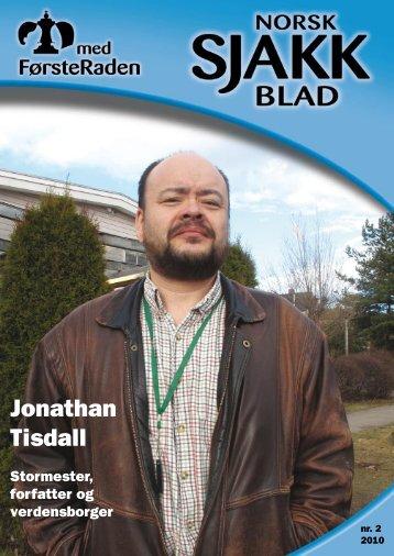 Jonathan Tisdall