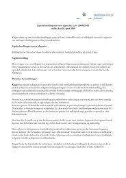 Ligebehandlingsnævnets afgørelse i j.nr. 2500025-09 truffet den 28 ...