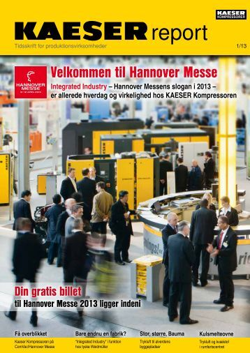 report - Kaeser Kompressorer A/S