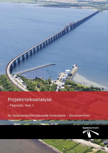 Fagnotat - Projektrisikoanalyse - Banedanmark