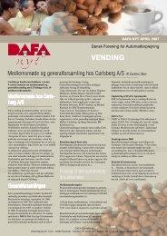 DAFA nyt april 2007
