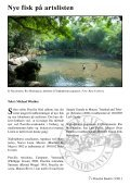 bladet - Poecilia Scandinavia - Page 7