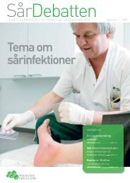 Tema om sårinfektioner - Mölnlycke Health Care
