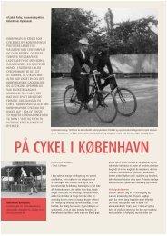 På Cykel i København af museumsinspektør Jakob Parby