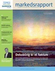 Markedsrapport 2009/06 - SKAGEN Fondene