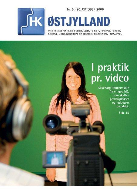 I praktik pr. video - HK