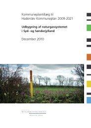 Kommuneplantillæg til Haderslev Kommuneplan 2009-2021 ...