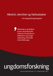 Hent september nummeret som pdf - Center for Ungdomsforskning