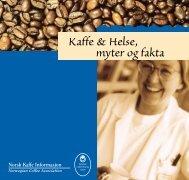 Kaffe og helse