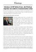 Filantrops - EVF - Latvijas Universitāte - Page 4