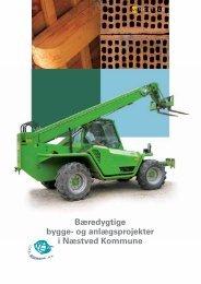 Bæredygtige bygge- og anlægsprojekter i Næstved Kommune