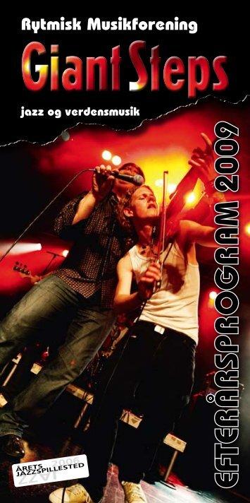 Download Giant Steps Efterårsprogram 2009 - mitsvendborg