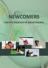 FEM NYE PROFILER PÅ BIBLIOTEKERNE - Statsbiblioteket