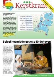Beleef het middeleeuwse 'Endehoven'