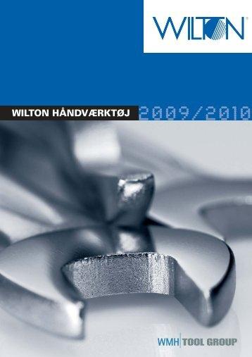 Wilton håndværktøj - PF Design ApS