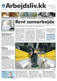 Avis om arbejdsmiljø - Københavns Kommune