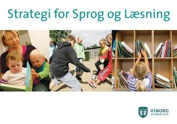Strategi for Sprog og Læsning