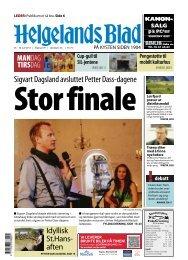 Omtale Petter Dass-dagene 2012 - Petter Dass-museet