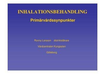 Ronny Larsson - Vgregion.se