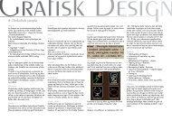 Grafisk Design - Morten Kirkegaard