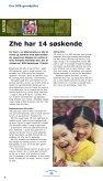 SOS-Børneby Nyt - SOS Børnebyerne - Page 4