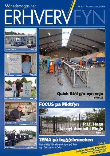 FOCUS på Midtfyn - Velkommen til Erhverv Fyn