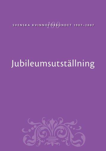 100 - Svenska Kvinnoförbundet