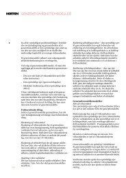 GENERATIONSSKIFTEMODELLER - Horten
