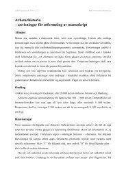 Ladda ner skrivanvisningarna i pdf-form - Arbetarhistoria