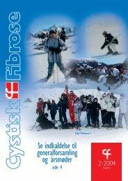 CF-blad 2 2004 - Cystisk Fibrose