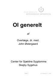 OI generelt - DFOI.dk