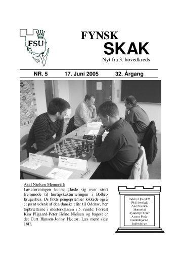 Nyt fra 3. hovedkreds NR. 5 17. Juni 2005 32. Årgang - DSU 3 ...