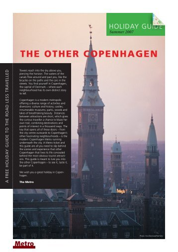 THE OTHER COPENHAGEN - Dania