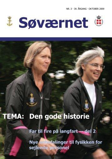 TEMA: Den gode historie