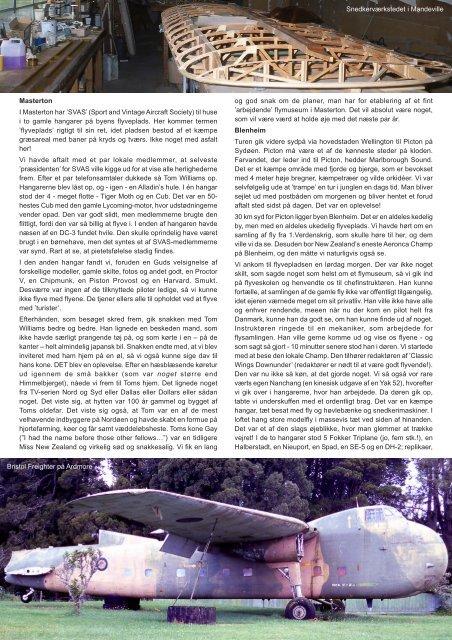 but no old bold pilots! - KZ & Veteranfly Klubben