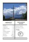 Juni 2008 nr. 59 Fra La Verna - Assisi-Kredsen - Page 2