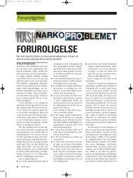 FORUROLIGELSE - Stof